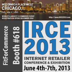 Come see us at Booth 618 at IRCE 2013!