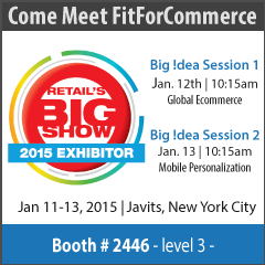Meet us at Retail's Big Show in January