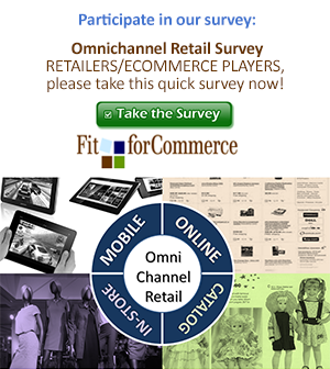 Take the Retailer Omnichannel Survey