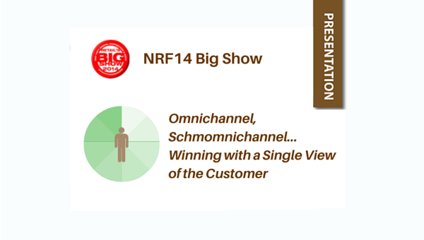 omnichannel winning with a single view of the customer