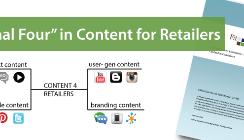 the final four in content for retailers