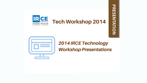 irce technology workshop presentations
