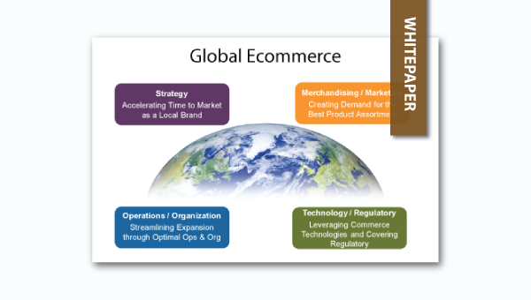 global ecommerce whitepaper