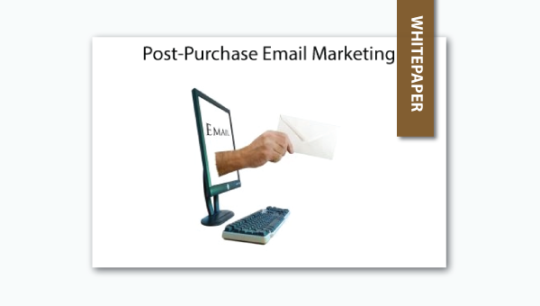 post-purchase email marketing