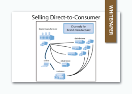 selling direct-to-consumer whitepaper