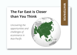 far east is closer than you think